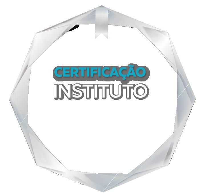 Selo Certificação Instituto Maio Aligner Studio