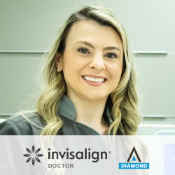 Dra. Ana Paula Tuleski - Top Doctor Diamond Invisalign