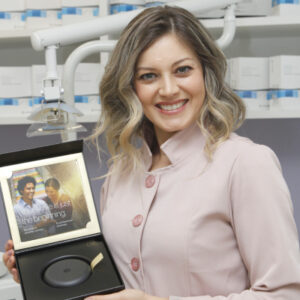 Ortodontista Invisalign® Dra. Samanta Nigro