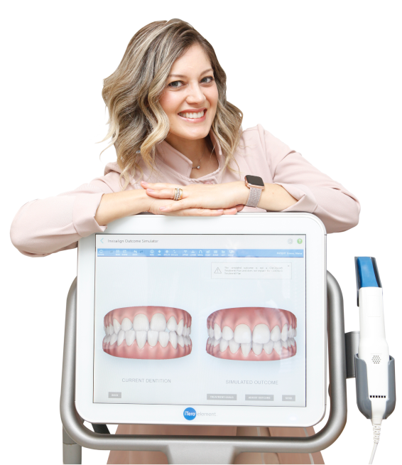 Ortodontista Invisalign® Dra. Samanta Nigro - Invisalign Top Doctor Diamond