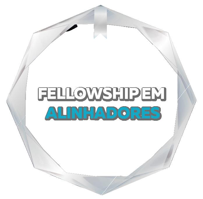 Selo Fellowship em Alinhadores Aligner Studio