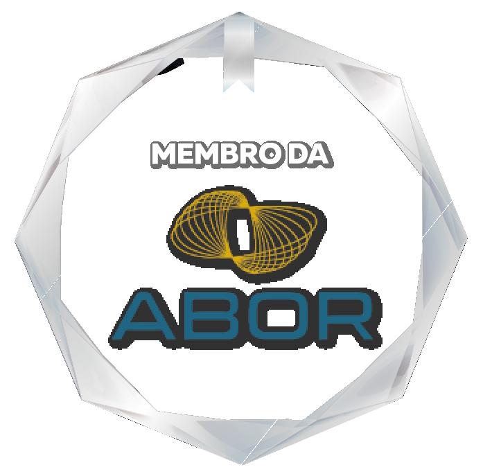 Selo Membro da Abor Aligner Studio