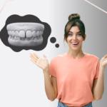 Dentes separados ou diastema: causas e tratamento com Invisalign®